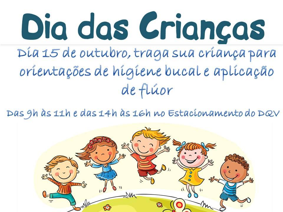 Divulgação - Ação Dia da Criança